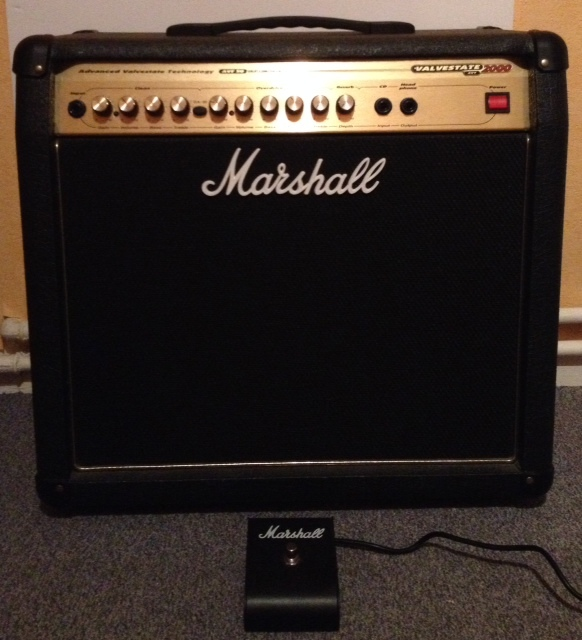 Photo Marshall AVT50 : Marshall AVT50 (11519) (#946531) - Audiofanzine
