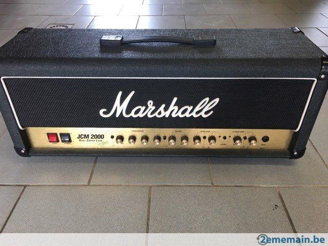 340355544 marshall jcm 2000 dsl50