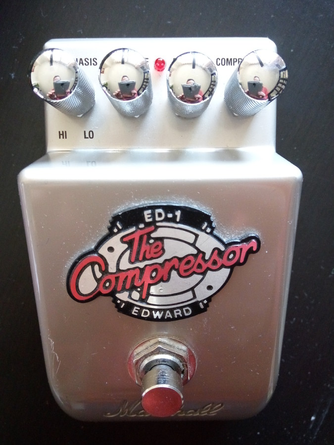 Marshall ED-1 The Compressor Magister95 images
