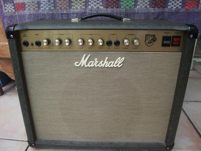 ShortScale :: View topic - Fender Reverb Tank in Marshall Amp on