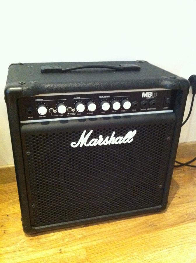 Photo Marshall MB15 : Marshall [MB Series] MB15 (#436061 ...