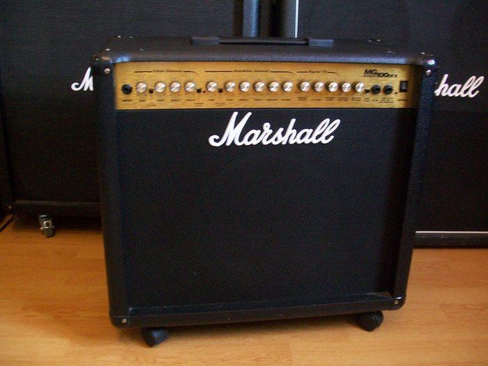 marshall mg100dfx image 238977 audiofanzine. Black Bedroom Furniture Sets. Home Design Ideas
