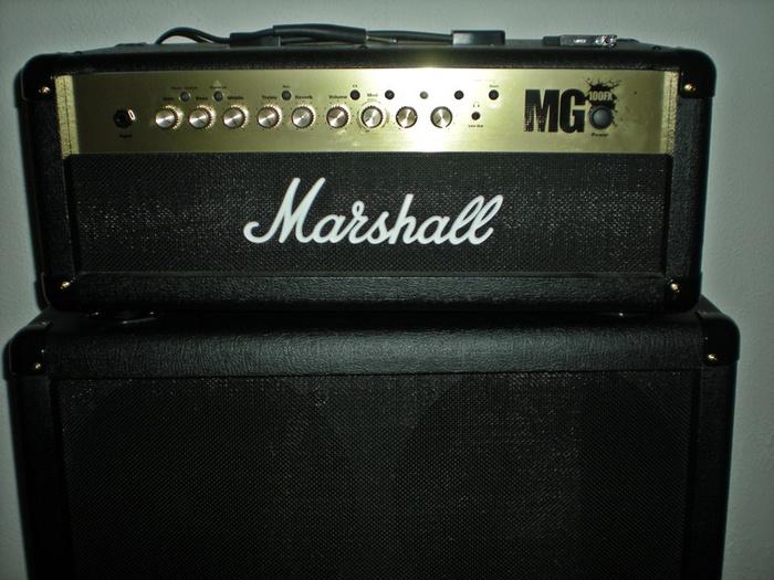 Marshall MG100DFX Combo | Guitar Center