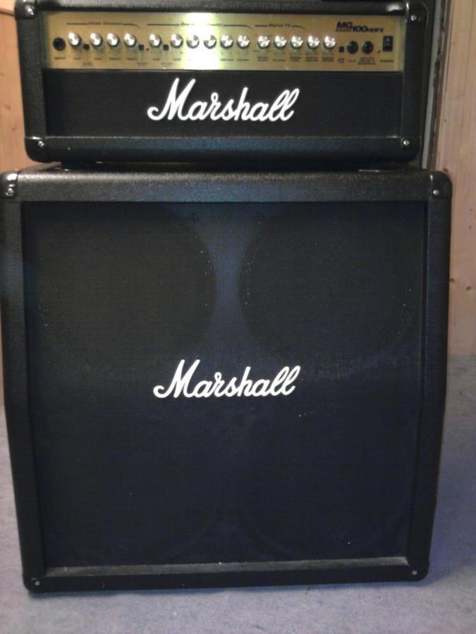 Marshall: MG100DFX | Reviews @ Ultimate-Guitar.com