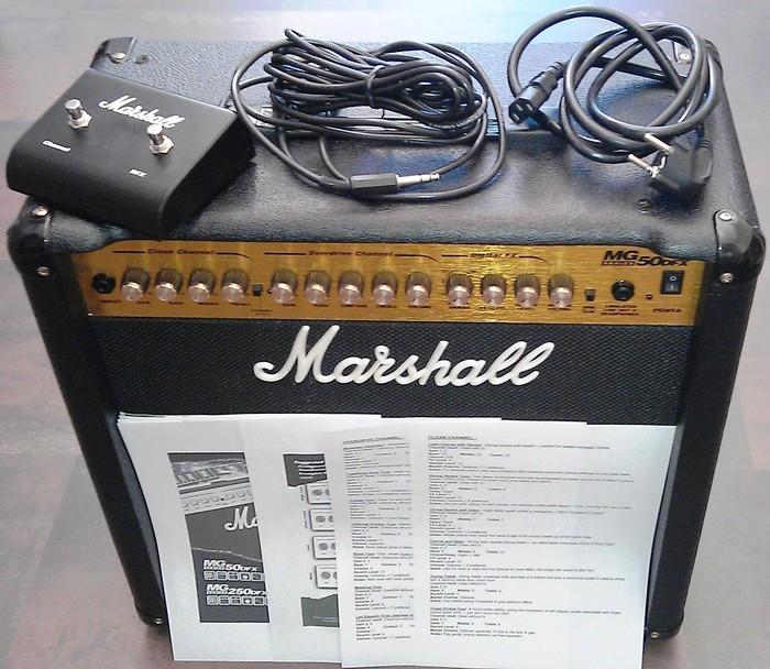 Marshall Mg50dfx Image   340756