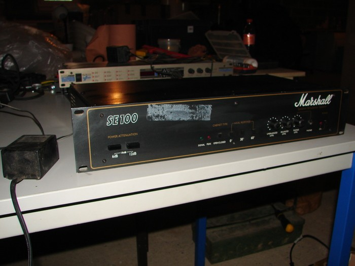 Boss SE-50 Stereo Effects Processor (38565)