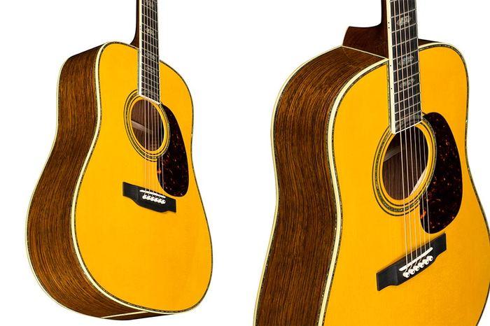 john mayer d 45 guitar