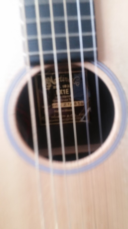 Martin & Co LX1E Little Martin (87703)
