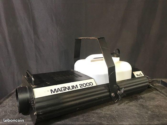 Martin Magnum Pro 2000 (82404)