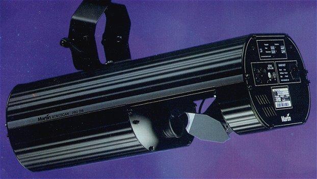 Martin RoboScan Pro 518 (60226)