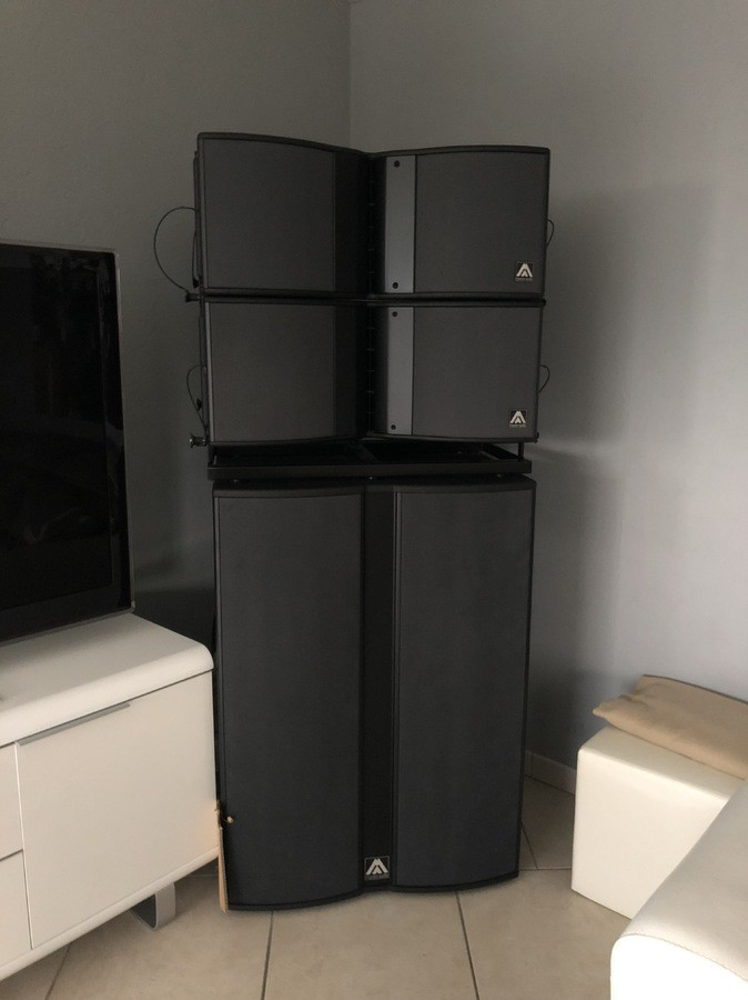 Master Audio X210 array series (44103)