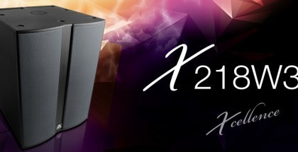 Master Audio X210 array series (84166)