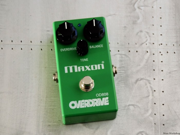 Maxon OD-808 Overdrive Reissue (78748)