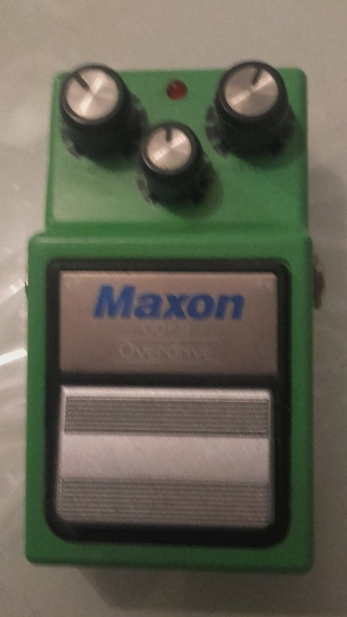 Maxon OD-9 Overdrive (58937)
