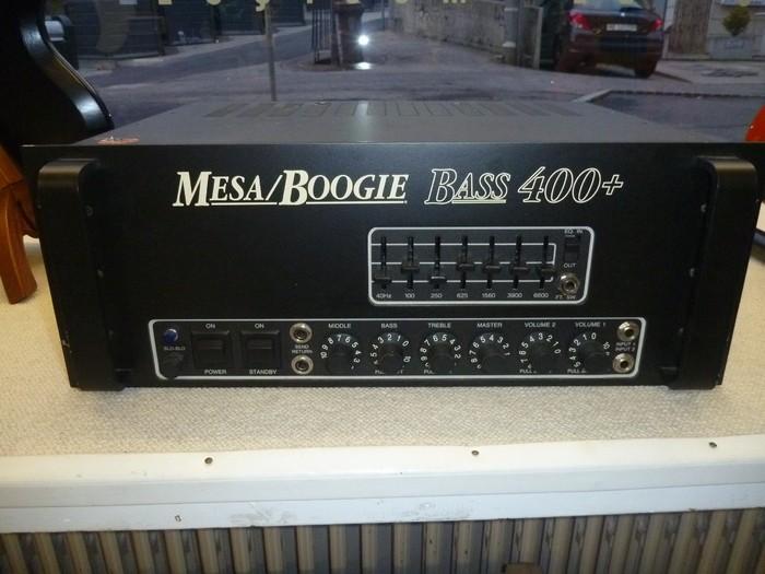 Mesa Boogie Bass 400+ (20560)