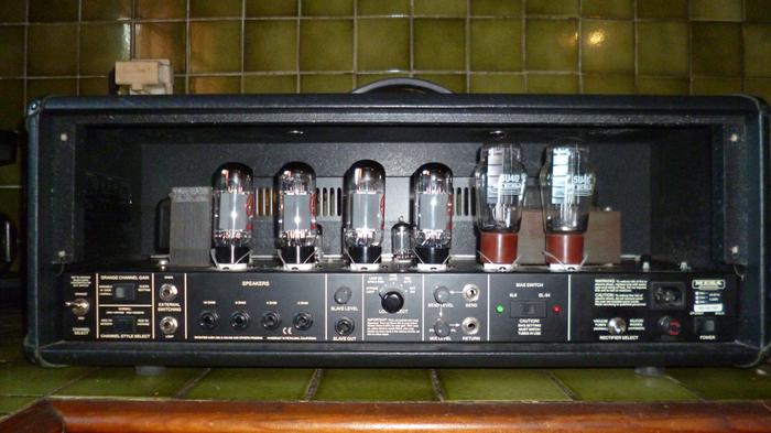 Mesa Boogie Dual Rectifier 2 Channels jiaimef images