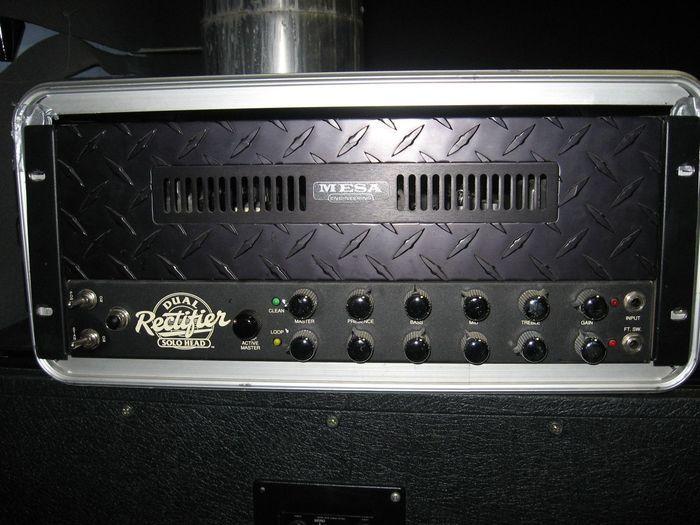 mesa boogie dual rectifier rackmount image 207046 audiofanzine. Black Bedroom Furniture Sets. Home Design Ideas
