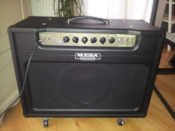 mesa boogie electra dyne 1x12 combo image 302515 audiofanzine. Black Bedroom Furniture Sets. Home Design Ideas