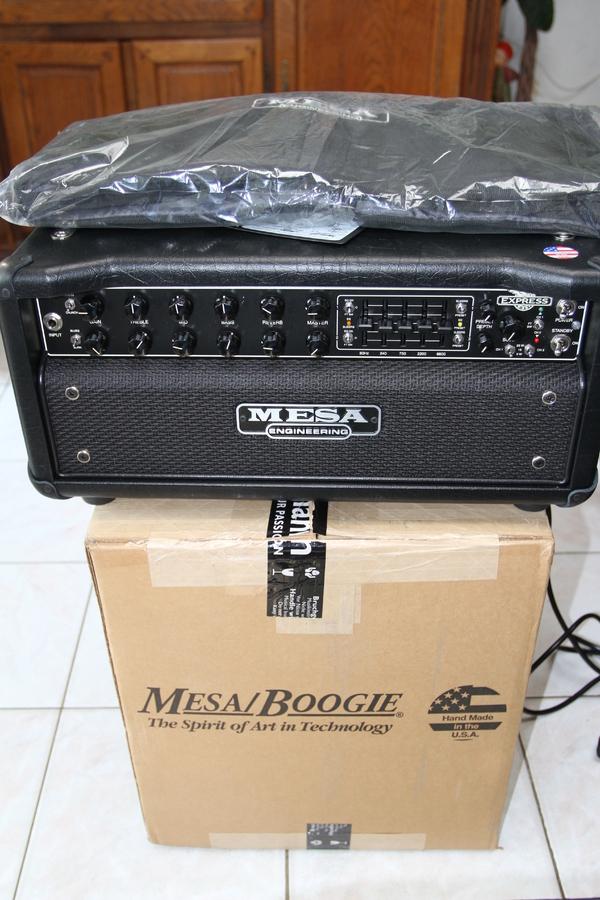 Mesa boogie express 5 25 head image 835141 audiofanzine for Mesa boogie express 5 25
