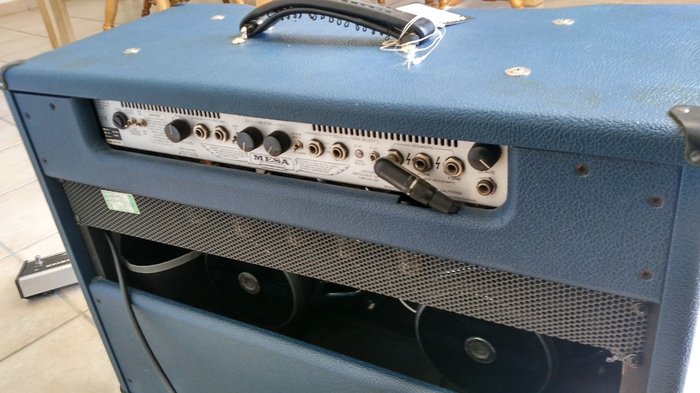 Mesa Boogie Lone Star Classic 2x12 Combo