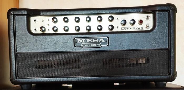 Mesa Boogie Lone Star Head