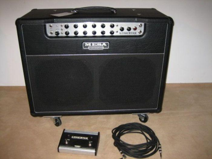 Mesa boogie lone star special 2x12 combo image 12497 for Mesa boogie lonestar 2x12