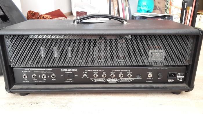 Mesa Boogie Rect-O-Verb Series 2 Head (77505)