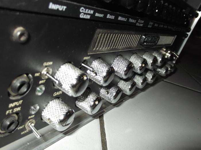 Photo Mesa Boogie Rectifier Recording Preamp : Mesa Boogie ...