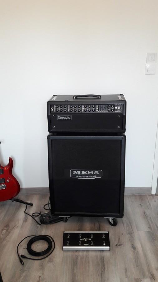 Mesa Boogie Mark Five Head (78570)