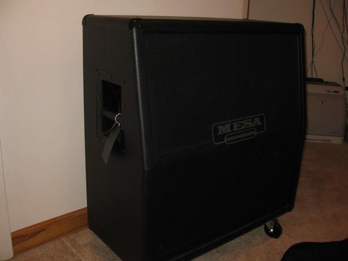 Mesa Boogie Recto 4x12 Standard Slant (49879)