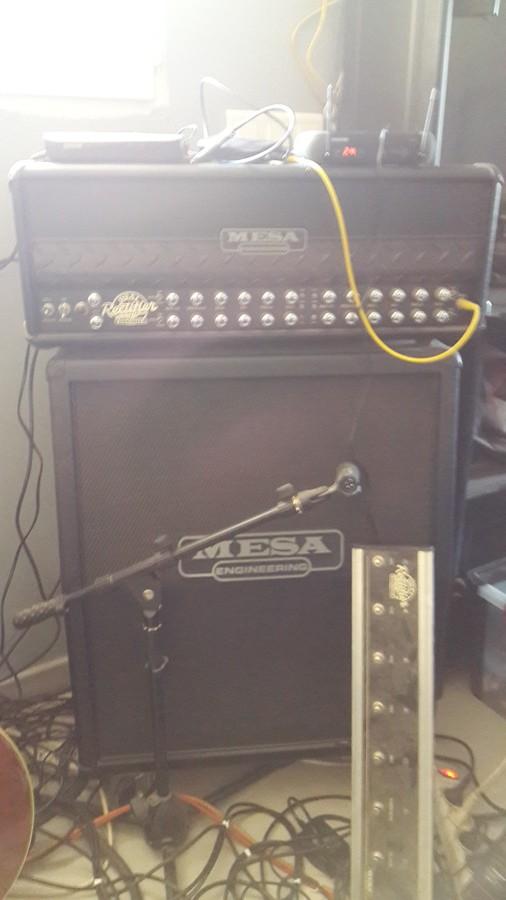 Mesa Boogie Roadster Head (51823)