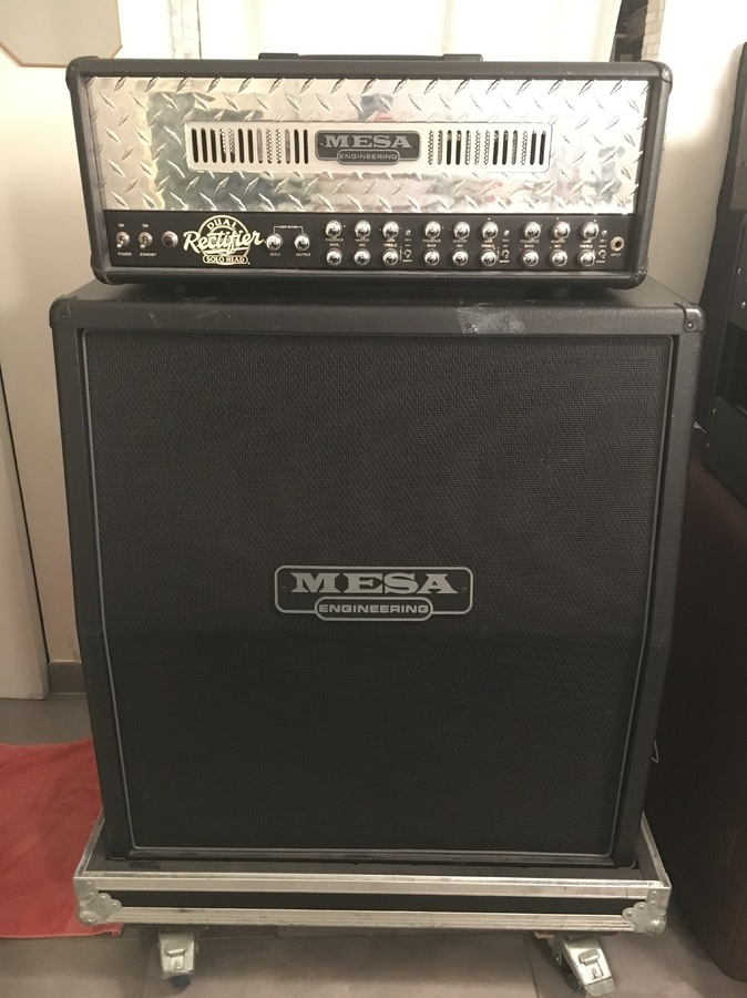 Mesa Boogie Stiletto 4x12 Traditional Slant ededdy images