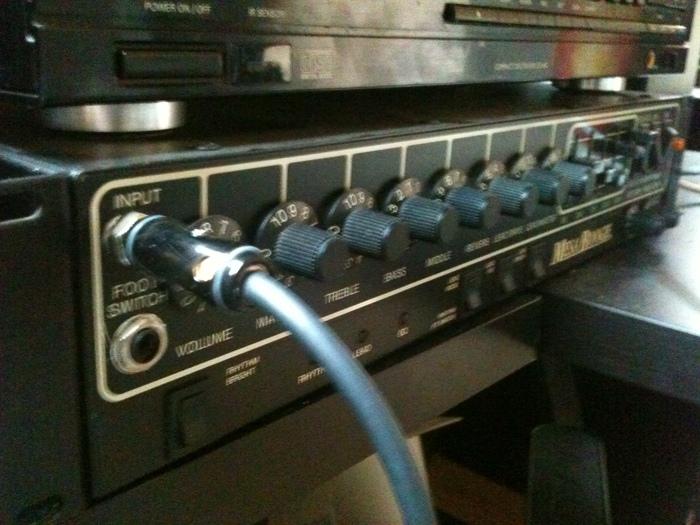 Photo Mesa Boogie Studio Preamp : Mesa Boogie [Preamp ...