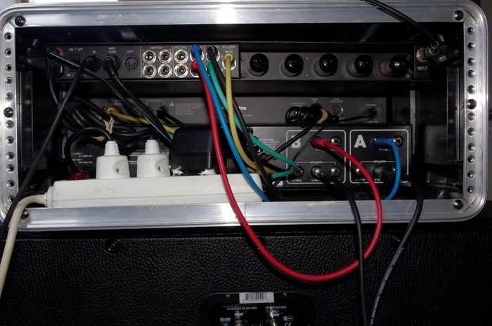 Photo Mesa Boogie TriAxis : Mesa Boogie [Preamp Series ...