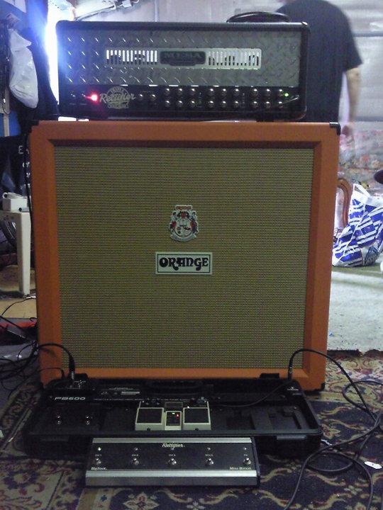 Mesa Boogie Triple Rectifier Amp Heads Mesa Boogie Triple Rectifier