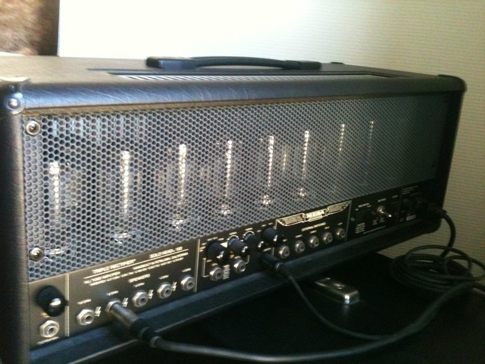Mesa Boogie Triple Rectifier Solo Head (10709)