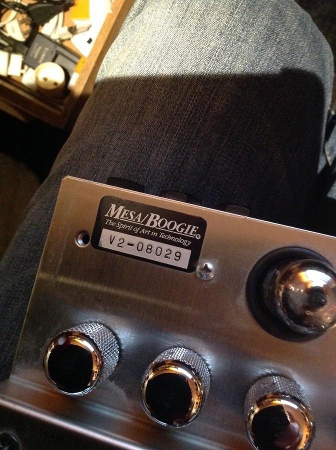 Mesa Boogie V-Twin (39444)