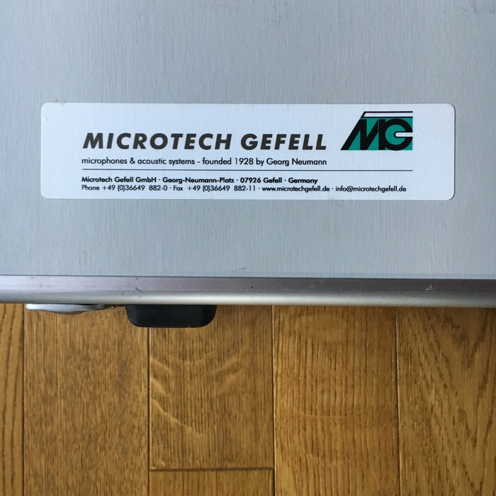 Microtech Gefell UM 92.1 S bandyx images
