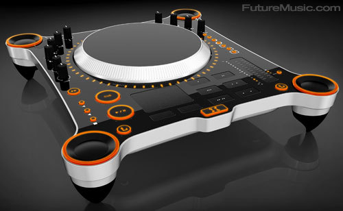 MIDI Control Surfaces for DJs G² images