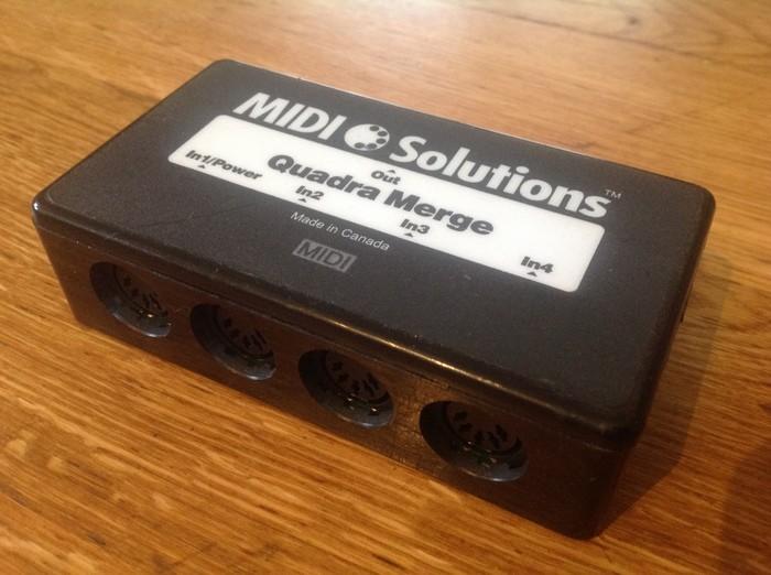 Midi Solutions Quadra Merge (29806)