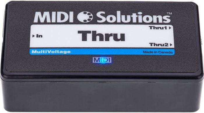Midi Solutions Thru (87317)