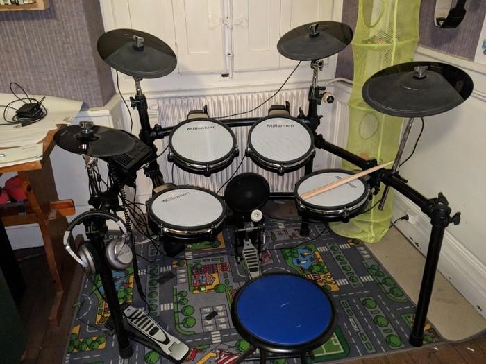 Millenium MPS-750 E-Drum (96178)