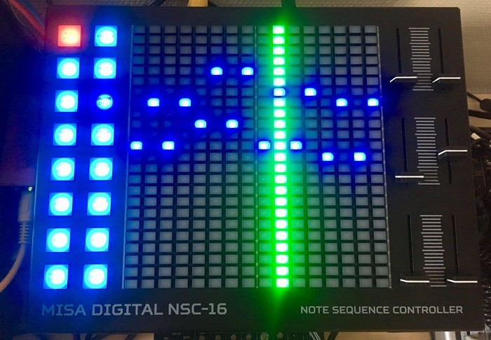Misa Digital NSC-16 Note Sequence Controller (27356)