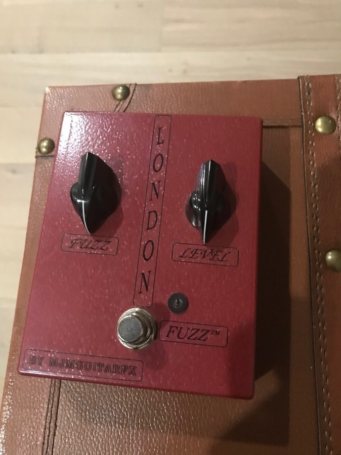 MJM Guitar FX London Fuzz (41066)