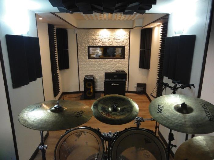 Photo Mobilier Accessoires Am Nagement Studio Drums
