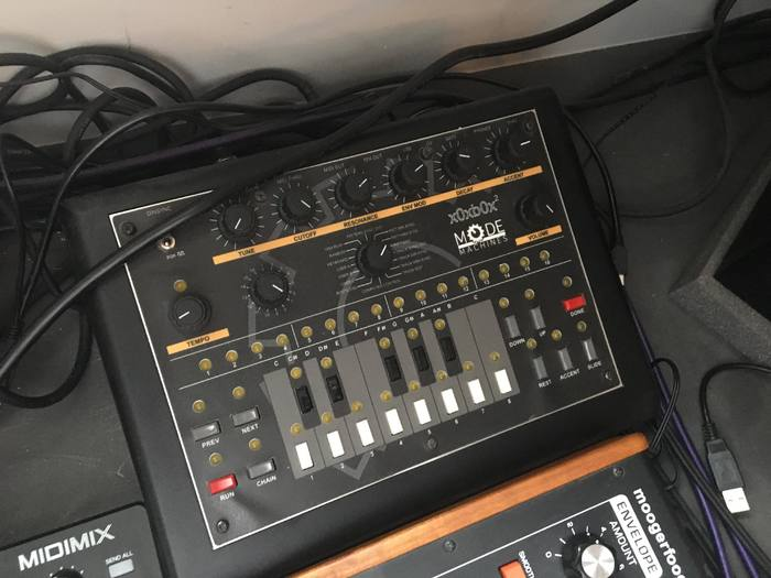 Mode Machines tb bassline xoxbox (94124)