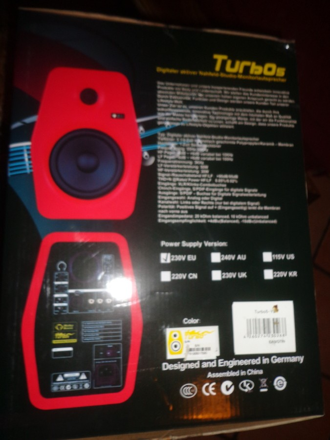 Monkey Banana Turbo 5 - Red (43772)