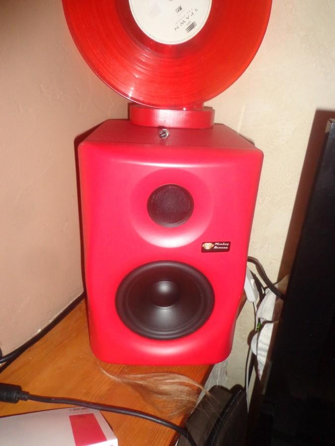 Monkey Banana Turbo 5 - Red (55466)