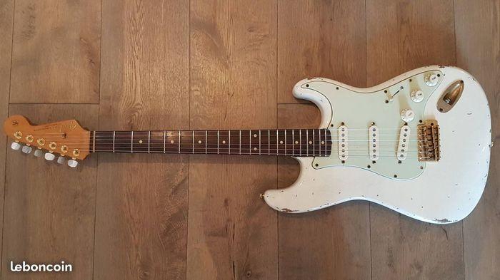 monster relic Stratocaster 62 (59364)