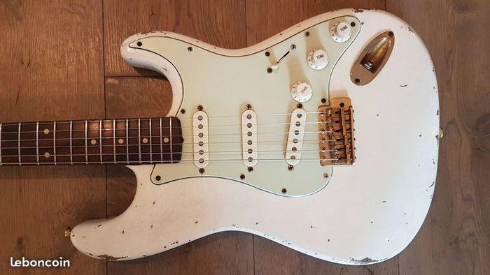 monster relic Stratocaster 62 (97788)
